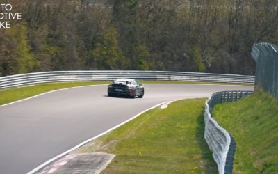992-Generation Porsche 911 GT3 Looks Right at Home Blitzing the Nürburgring – The Drive