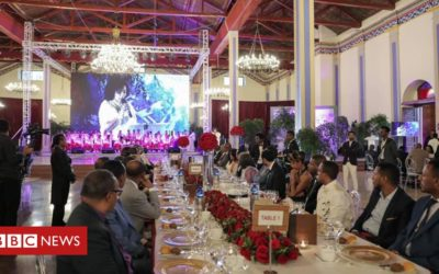 Ethiopia PM hosts 'most expensive dinner'