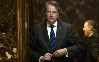 White House directs former counsel Don McGahn not to testify before House panel