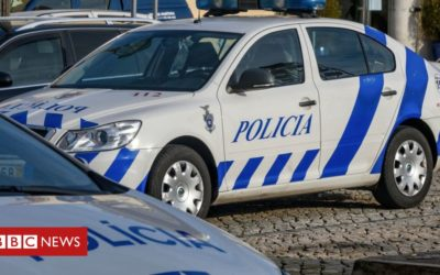 Portuguese police convicted of attack on youths