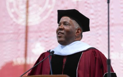 Billionaire Robert F. Smith to pay off student loans for entire Morehouse College class of 2019