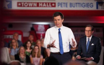 Author on Buttigieg's comments on Thomas Jefferson: This 'shows how radical' Democratic base has become