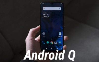 Using Android Q on the OnePlus 6T – Android Police