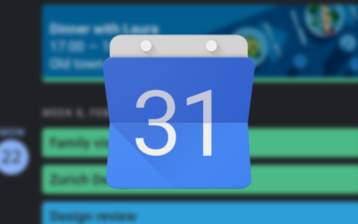 Google Calendar gets the dark mode treatment – Android Police