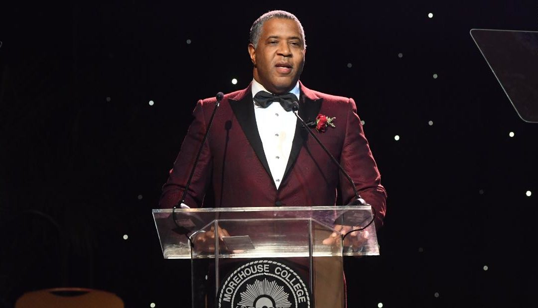 Robert F. Smith's blockbuster donation to college grads could start a new trend of giving