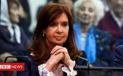 Argentina ex-president's corruption trial begins