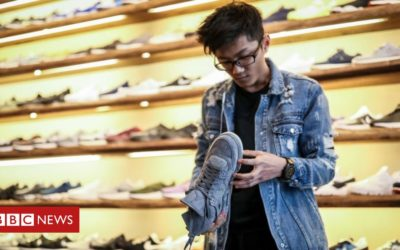 Shoe giants urge Trump to end trade war