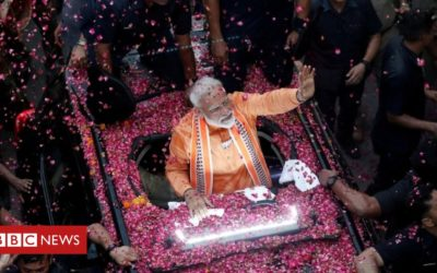 India to find out if Modi returns as PM