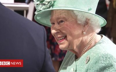 'You can't cheat?' asks Queen at check-out