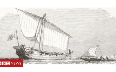 Wreck of 'last US slave ship' found in Alabama