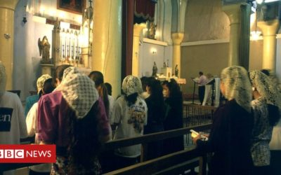 Iraq's Christians 'close to extinction'