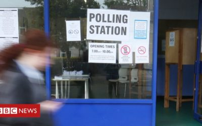 EU citizens in UK turned away from polls