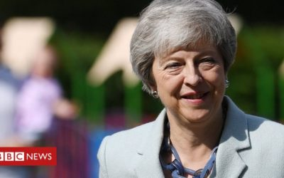 Ministers expect May to confirm exit date