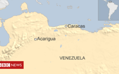 At least 23 dead in clashes at Venezuelan prison