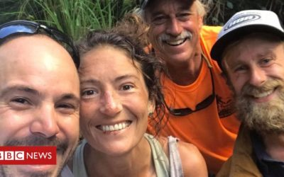 Hawaii hiker found alive after two weeks