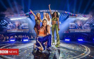 Sound at Spice Girls Dublin gig-a-big-nah