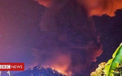 Flights resume after Bali volcano disruption