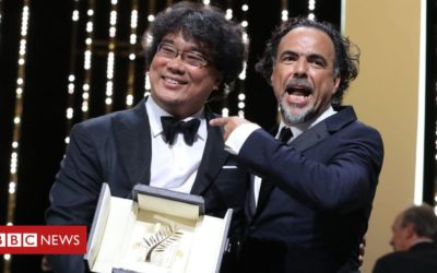 Cannes Palme d'Or goes to Bong Joon-ho's Parasite