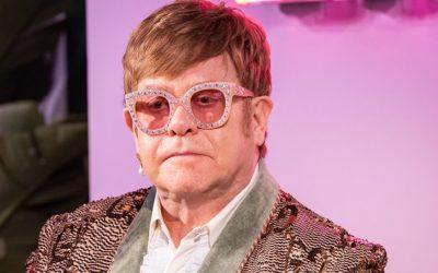 Elton John reveals his most 'difficult' scenes to watch in 'Rocketman' biopic