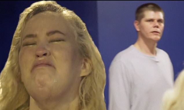 Mama June: From Hot To Not unveils 'road to intervention' for star with never-before-seen footage – Daily Mail