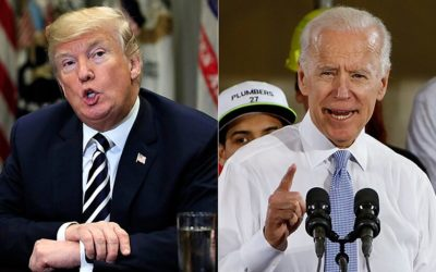 Trump 'smiled' when North Korea called Biden 'low IQ,' suggests critical editorial was a 'signal'