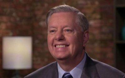Sen. Lindsey Graham makes his debut on 'Watters' World'