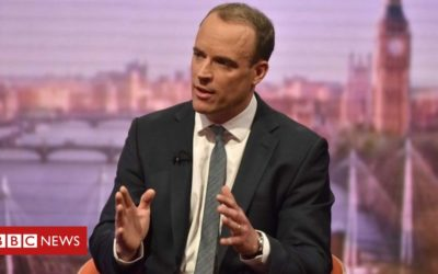 Dominic Raab and Andrea Leadsom join race