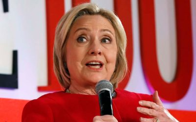 Hillary Clinton blasts Trump, says president is 'running scared,' claims Pelosi video is 'sexist trash'