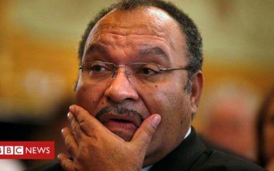 Papua New Guinea prime minister resigns