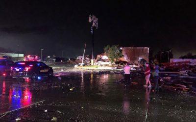 Tornado strikes El Reno, Oklahoma; fatalities feared: reports
