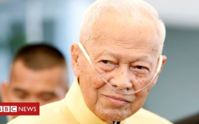 Influential former Thai prime minister dies