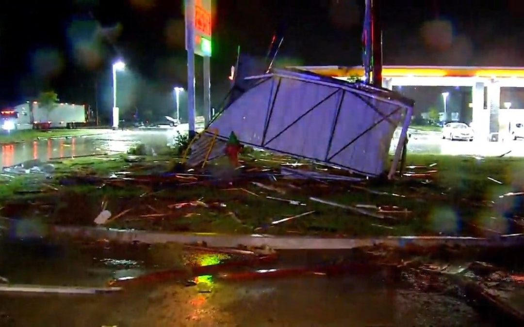 WATCH LIVE: OKC Damage Reports, Fatalities Confirmed In El