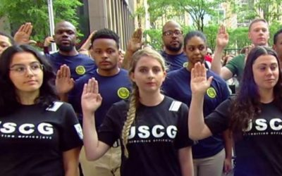 26 brave Americans take their oath of enlistment on 'Fox & Friends'