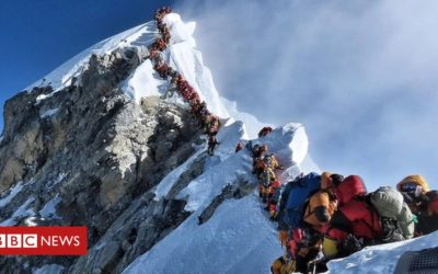 Everest queues not sole cause of deaths, says Nepal