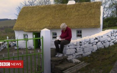 Living off-grid for almost 80 years