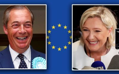 Le Pen, Farage parties win elections for European Parliament in France and UK, Greens surge in Germany: polls