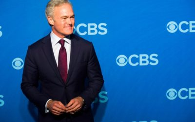 Scott Pelley reveals complaining about 'hostile work environment' at CBS led to firing