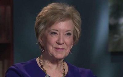 Linda McMahon discusses impact of rolling back regulations on small business, looks ahead to 2020 race