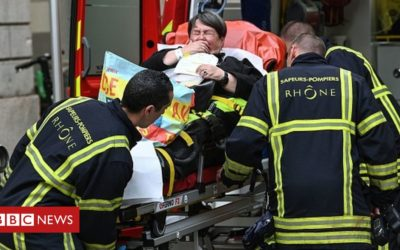 French police arrest Lyon bomb suspect