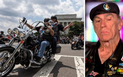 Rolling Thunder offered $200k donation to help continue famed DC motorcycle ride