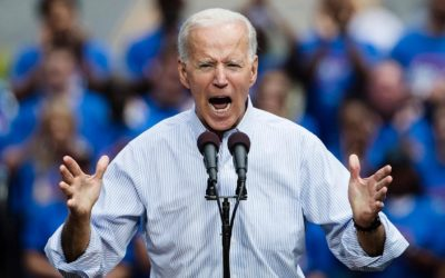 Where's Joe? Biden's campaign pace called into question