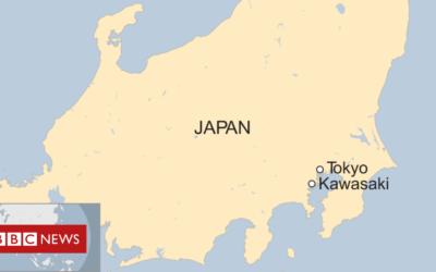 Knifeman stabs children in Japanese park