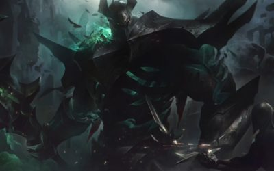 Here's your first look at League of Legends' Mordekaiser rework – PCGamesN
