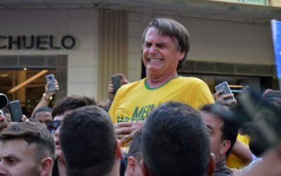 Bolsonaro attacker is 'mentally ill'