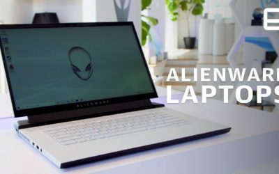 Alienware and Dell Gaming Laptops at Computex 2019 – Engadget