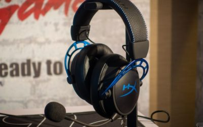 HyperX announces Cloud Alpha S gaming headset with virtual 7.1 surround – The Verge