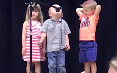 Kid Takes Over 'Twinkle Twinkle Little Star' Performance With The 'Star Wars' 'Imperial March' – HuffPost