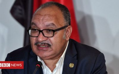 Papua New Guinea PM tries to block own resignation