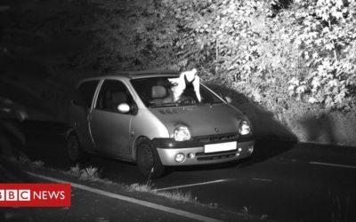 'Holy Spirit' saves driver from speeding fine
