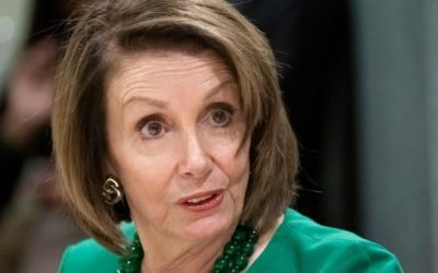 Should Nancy Pelosi be concerned about her job security?